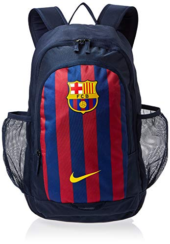 NIKE Barcelona Alliance Backpack (Navy/Maroon) (Best Escorts In Barcelona)