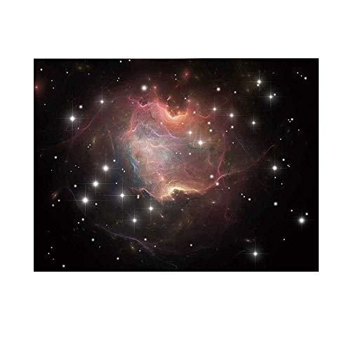 (Constellation Photography Background,Deep Down in Outer Space Complex Supernova Phenomenal Dynamic Universe Backdrop for Studio,5x3ft)
