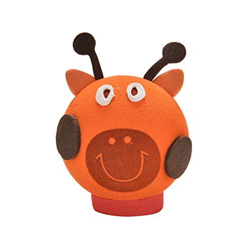 JiaUfmi Automobile Car Antenna Topper Eva Decorative Topper Balls (Giraffe)