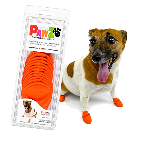 PawZ Color Dog Boots