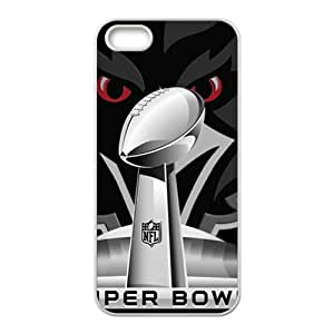NFL Super Bowl Baltimore Ravens Cell Phone Case for Iphone 5s