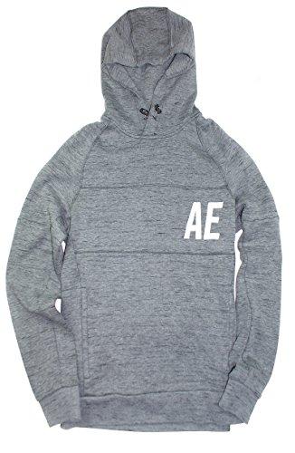 Eagles Grey Performance Hoodie (American Eagle Men's Active Flex Hoodie M-23 (Grey 020, XX-Large))