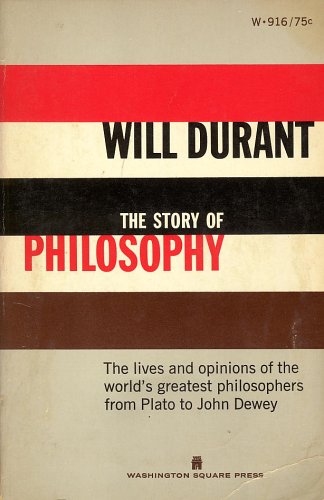 The Story of Philosophy (Washington Square Press)