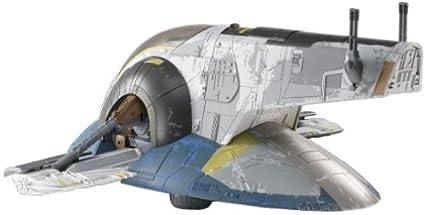 Amazoncom Star Wars Episode 2 Jango Fett Slave 1 Toys Games