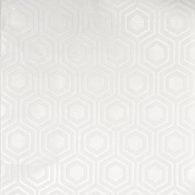 Brewster RD5671 Hive Paintable Geometric Wallpaper
