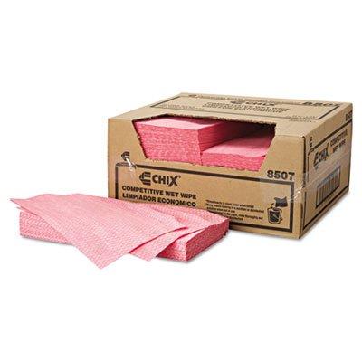 Chicopee Chix Food Service Wet Wipes, 11 1/2