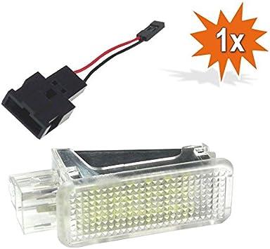 Doled Ar18 Led Smd Innenbeleuchtung Innenraum Fußraum Kofferraum Einstieg Türbeleuchtung Xenon Optik Auto