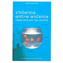 Violence entre enfants, casse-tête pour les parents