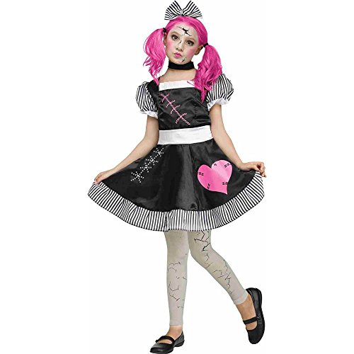 Fun World Broken Doll Costume