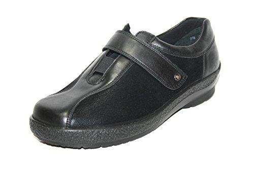 Berkemann Sneaker Josie Donna Schwarz Schwarz basse 906 x4caRwZq4r