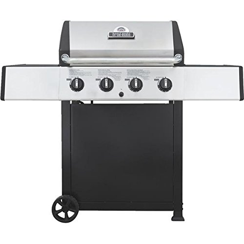 Broil-Mate 4-Buner Gas Grill - 1 Each (Broilmate Gas Grill)