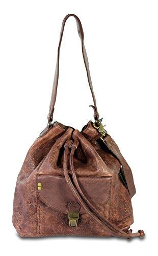 Desiderius - Sacca Donna light brown (braun)