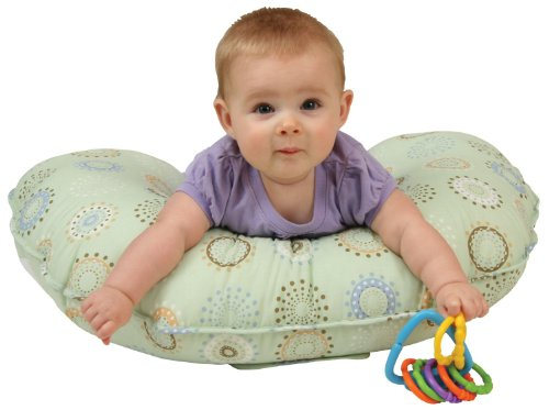 Leachco Infant Nursing Pillow (Leachco Cuddle U Positioning Pillow - Nursing Pillow Sunny Circles)