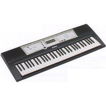 Yamaha PSR-E203 Portable 61 Key Electronic Keyboard