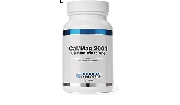 Calcio/Magnesio Plus 80 comprimidos de Douglas Laboratories: Amazon.es: Salud y cuidado personal