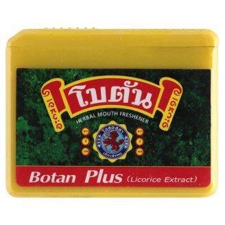 - Botan Plus Licorice Extract Herbal Scent Mouth Freshener 5.4g