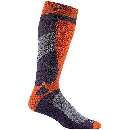 Wigwam Snow - Wigwam F6185 Women's Snow Altitude Pro Socks, Red Clay - LG