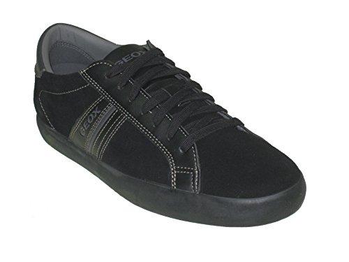 Geox U Snake N U34X2N-022BC-C9999 Herrenschuhe Halbschuhe Sneakers Schnürschuhe GX81