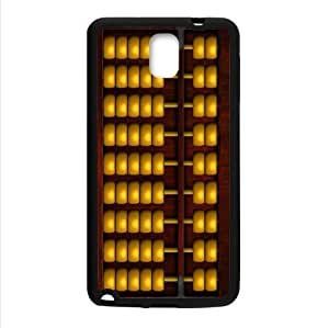 Best Seller Case - Classical Chinese Abacus Design Samsung Galaxy Note 3 III TPU (Laser Technology) Case, Cell Phone Cover