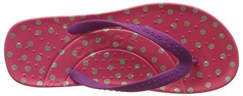 Viola Flip Poppy Flops Graphic Chawaii Womens Crocs Cq60w