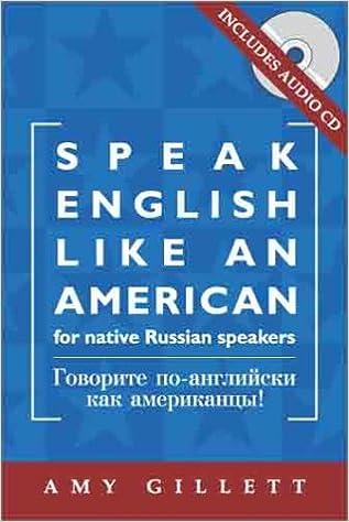 The Book Speak English Like An American