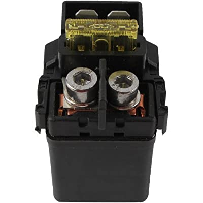DB Electrical SMU6144 Starter Relay Solenoid 650 KLR650 KL650 Kawasaki (08-15) 2008-2015, 250 KLX250 S SF (06-10) 2006-2010 27010-0774, 27010-1336: Automotive