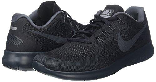 black 2017 Trail Running Rn 003 anthracite 43 Nero Cool Scarpe Grey Eu Donna Dark Wmns Free Nike Da qtYvSY