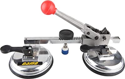 "DAMO 4-1/2"" Ratchet Seam Setter for Seam Joining & Leveling of Tiles /Stone slabs/Countertop"