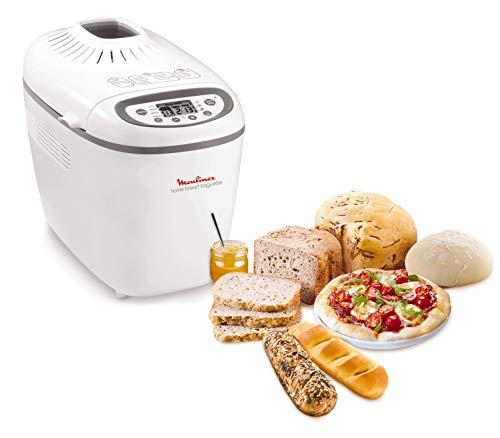 Moulinex OW6101 Home Bread Baguette Macchina del Pane con 16 Programmi Preimpostati, Capacità Extra fino a 1.5 kg,1650 W… 4