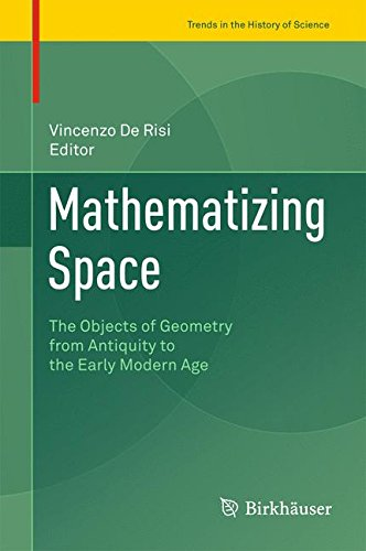 Mathematizing Space: The Objects of Geometry from Antiquity to the Early Modern Age (Trends in the History of Science)