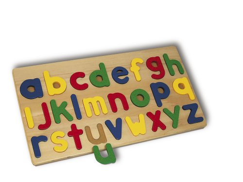 TAG CMS24 Alphabet Puzzle- Lower Case by TAG