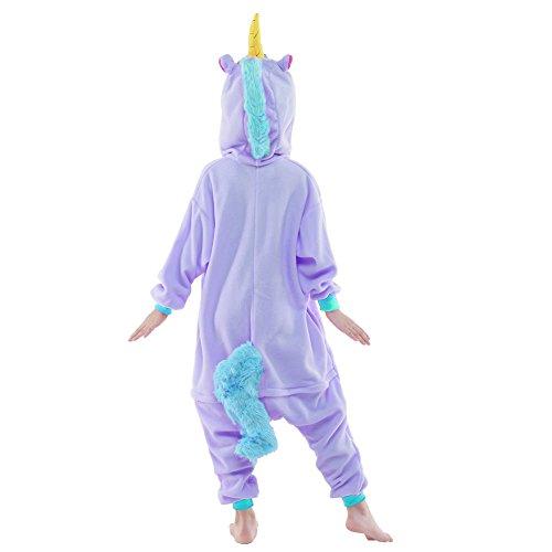 a20893e6e3aa Newcosplay Children Unisex Unicorn Onesie Pajamas Costume - Import ...
