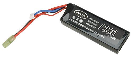Evike - Matrix 11.1V 1600 mAh 15C Small Type High Performanc