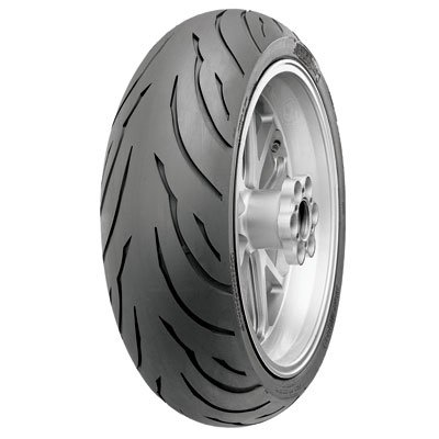 Continental Conti Motion Rear Motorcycle Tire 180/55ZR-17 (73W) for Kawasaki Ninja ZX-6R 2000-2018