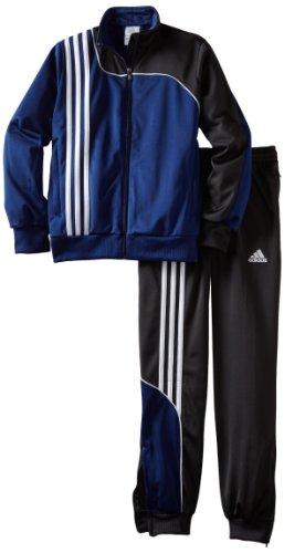 Adidas Boys 8-20 Youth Sereno 11 Presentation Suit, X-Large, New - Suit Warm Adidas Up
