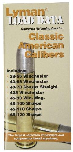 Lyman Load Data Book Classic Rifle Caliber