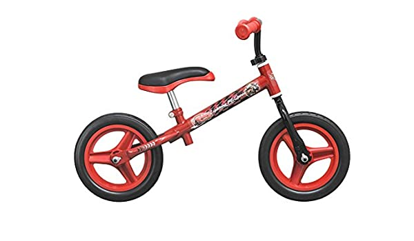 TOIMSA – Bicicleta sin Pedales para niños bajo Licencia Cars 10 Pulgada (de 2 a 3 años, 106u: Amazon.es: Juguetes y juegos