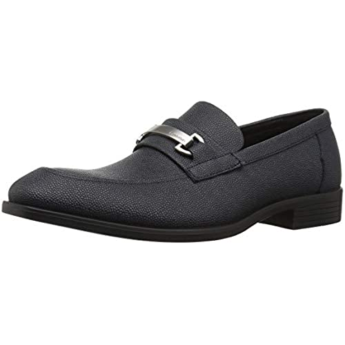 Calvin Klein Men's Craig Scotch Grain Leather Loafer