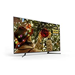 Sony X950G 55 Inch TV: 4K Ultra HD Smart LED TV with HDR and Alexa Compatibility – 2019 Model