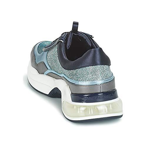 Pellegrigia 4xa Mainapps Karl 61721 In Donna Lagerfeld Grey Sneaker qxgHv