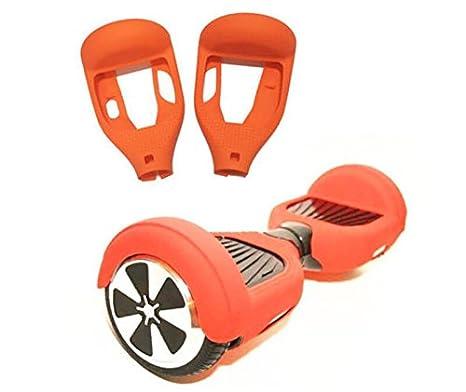 16,5 cm Hoverboard Coque en silicone Coque de protection ...