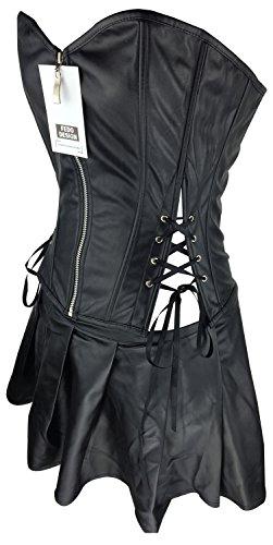Fedo Design Fashion Corset Bustier Waist Training Body Shaper S-6XL