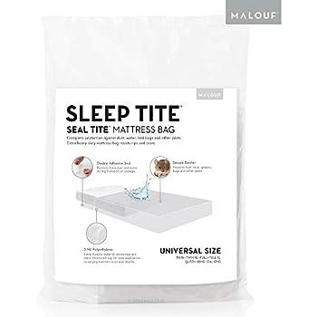 Amazon Com Malouf Sl00txmb Seal Tite Heavy Duty Sealable