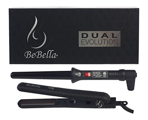 bebella-evolution-dual-duet-gift-set-with-professional-125-100-onyx-ceramic-plates-180f-to-475f-hair