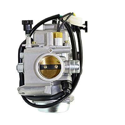 Carburetor And Air Filter for HONDA 350 TRX350 Rancher 350ES 350FE 350FMTE 350TM CARB 2000-2006: Automotive