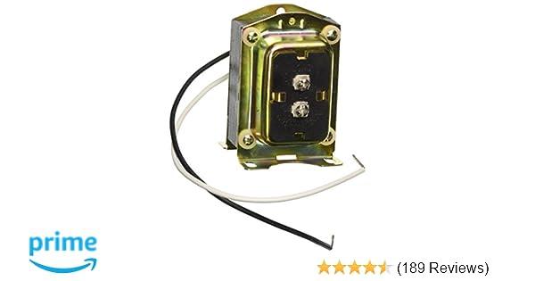 Amazon.com: Honeywell AT140A1000 40Va, 120V Transformer - 60 Hz ...