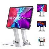Tablet Stand Holder for Desk, Stable iPad Holder