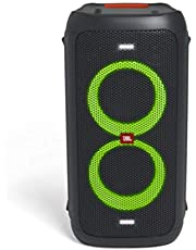 JBL Partybox 100Portable Bluetooth Party Speaker with Dynamic Light Show - Black