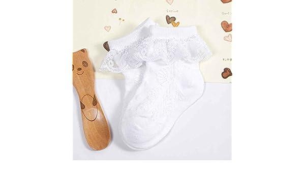 FloralLive Niño Lindo del calcetín del bebé Muchachas del ...