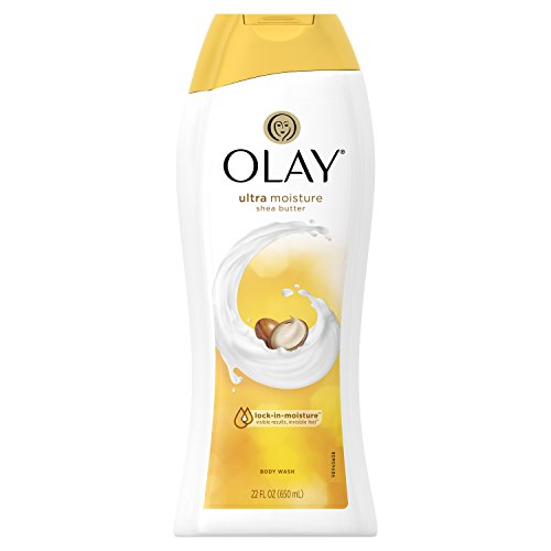 Olay Ultra Moisture Shea Butter Body Wash, 22 Fluid (Shea Butter Moisture)